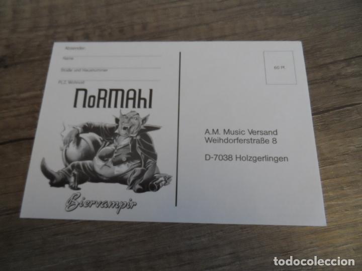 Discos de vinilo: NORMAHL - BIERVAMPIR - Foto 4 - 166819146