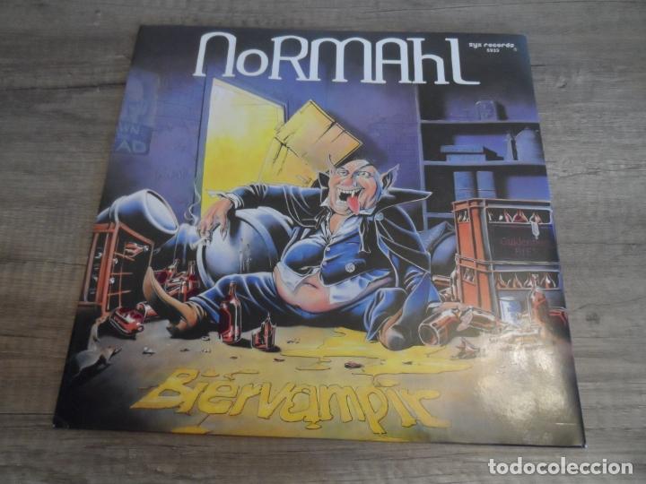 NORMAHL - BIERVAMPIR (Música - Discos de Vinilo - Maxi Singles - Punk - Hard Core)