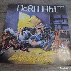 Discos de vinilo: NORMAHL - BIERVAMPIR. Lote 166819146