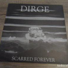 Discos de vinilo: DIRGE - SCARRED FOREVER (JAPAN 2005). Lote 166819874