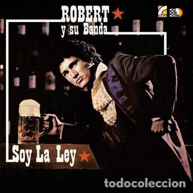 ROBERT Y SU BANDA - SOY LA LEY - 2019 VAMPI SOUL RECORDS REISSUE (Música - Discos - LP Vinilo - Country y Folk)