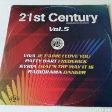 Discos de vinilo: 21ST CENTURY VOL. 5. Lote 166826144