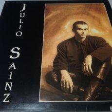 Discos de vinilo: JULIO SAINZ - DISCOS DE POESÍA NEGRA. VINYL, LP, MINI-ÁLBUM. SPAIN 1989. DPN 002.. Lote 166836498