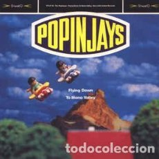Discos de vinilo: THE POPINJAYS - FLYING DOWN TO MONO VALLEY (LP) LABEL:ONE LITTLE INDIAN CAT#: TPLP 38. Lote 166840486