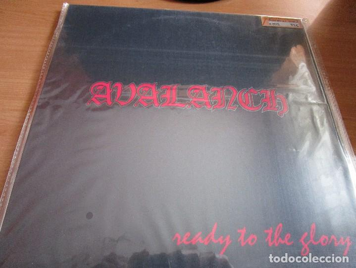 AVALALANCH READY TO THE GLORY LP 1993 (Música - Discos - LP Vinilo - Grupos Españoles de los 70 y 80)