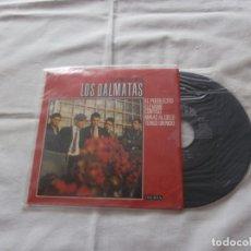 Discos de vinilo: LOS DALMATAS 7´EP EL PUEBLECITO + 3 TEMAS (1973) NUEVO A ESTENAR ** MUY RARO **. Lote 166867444