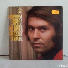 Discos de vinilo: RAPHAEL (ESPERA MI AMOR) . Lote 166873340