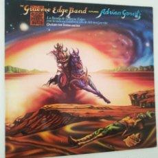 Discos de vinilo: THE GRAEME EDGE BAND - QUITATE TUS BOTAS SUCIAS / ESPAÑA 1975 / PORTADA ABIERTA / MUY BUEN ESTADO. Lote 166873384