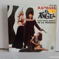 Discos de vinilo: RAPHAEL (EL ÁNGEL) . Lote 166873632