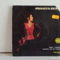 Discos de vinilo: JUANITA REINA . Lote 166886820