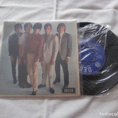 Discos de vinilo: THE ROLLING STONES 7´EP FIVE BY FIVE (1964) ORIGIN- ENGLAND 5 TEMAS DECCA MONO 8590 -LABEL CIRCULO. Lote 166890756