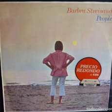 Discos de vinilo: BARBRA STREISAND // PEOPLE // 1989 // (VG VG).LP. Lote 166891996