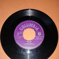Discos de vinilo: BUDDY KNOX. HULA LOVE & DEVIL WOMAN. 1957. COLUMBIA. RARO.. Lote 166892328