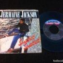 Discos de vinilo: SINGLE. JERMAINE JACKSON. SWEETEST SWEETEST. COME TO ME. 1984. Lote 166892644