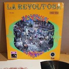 Discos de vinilo: LA REVOLTOSA / VARIOS ARTISTAS / LP-GATEFOLD-1968 / CON LIBRETO / VINILO DE LUJO. ****/****. Lote 279378143
