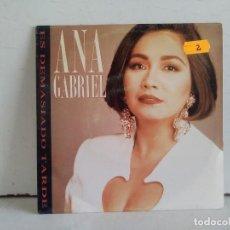 Discos de vinilo: ANA GABRIEL . Lote 166897320