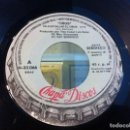 Discos de vinilo: SINGLE. OBUS. VA A ESTALLAR EL OBUS - DOSIS DE HEAVY METAL. 1981 (SIN CARPETA). Lote 166920080