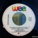 Discos de vinilo: SINGLE. PATO DE GOMA. CHICOS MALOS - NADA, NADA. 1983 (SIN CARPETA). Lote 166920320
