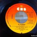 Discos de vinilo: SINGLE. NENA. 99 GLOBOS - ME QUEDO EN LA CAMA. 1983 (SIN CARPETA). Lote 166926088