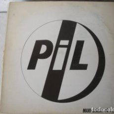 Discos de vinilo: PUBLIC IMAGE LIMITED THIS IS NOT A LOVE SONG. Lote 166937120