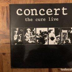 Discos de vinilo: THE CURE ?– CONCERT - THE CURE LIVE LABEL: POLYDOR ?– 823 682-1 FORMAT: VINYL, LP, ALBUM PAYS: SPAI. Lote 166944040