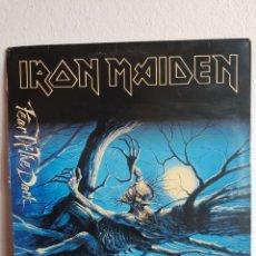 Discos de vinilo: IRON MAIDEN FEAR OF THE DARK 1992 DOBLE LP. Lote 166947746