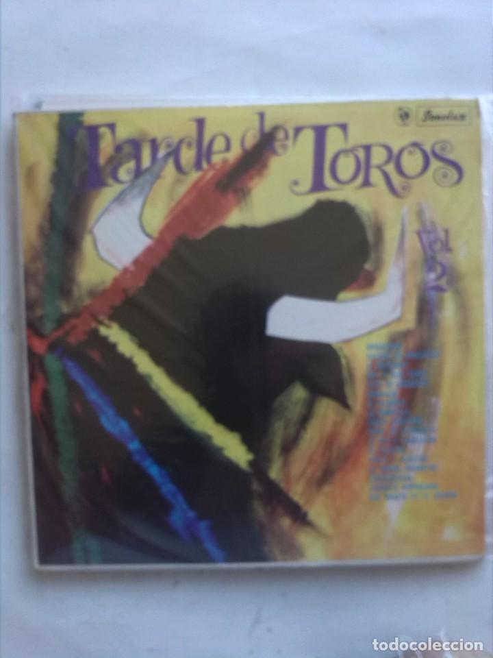 TARDE DE TOROS VOL II (Música - Discos - LP Vinilo - Orquestas)