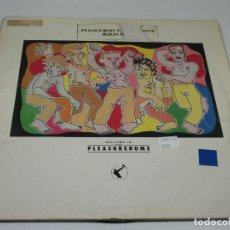 Discos de vinilo: LP DOBLE - FRANKIE GOES TO HOLLYWOOD - WELCOME TO THE PLEASUREDOME - CARPETA DOBLE CON ENCARTES. Lote 166966296