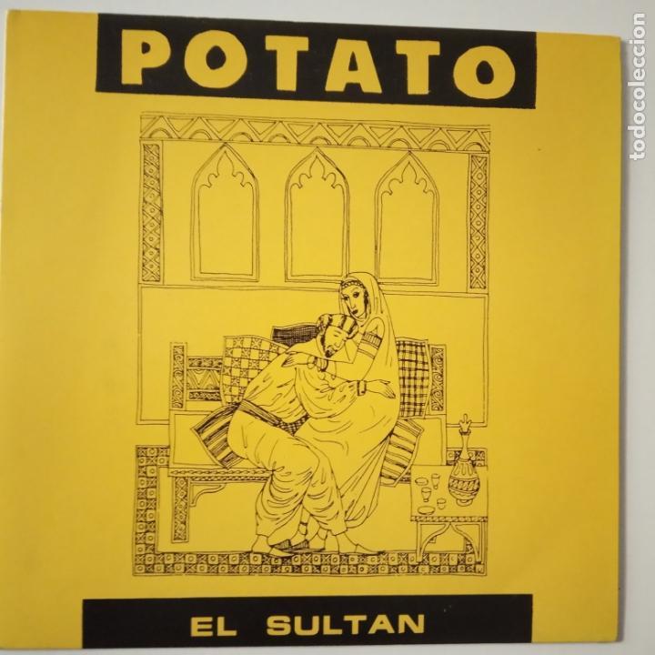 POTATO- EL SULTAN - SINGLE 1990 - COMO NUEVO. (Música - Discos - Singles Vinilo - Reggae - Ska)