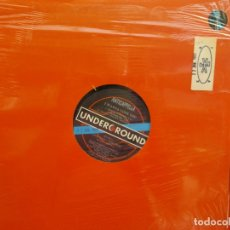 Discos de vinilo: BJS.DISCO DE VINILO.LP.ANTICAPELLA.UNDERGROUND.. Lote 184105900