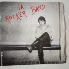 Discos de vinilo: LA ROCKER BAND - CURRANDO - SINGLE 1983 - COMO NUEVO.. Lote 166979936