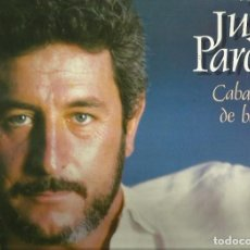 Discos de vinilo: JUAN PARDO. LP. DOBLE DISCO. SELLO HISPAVOX. EDITADO EN ESPAÑA. AÑO 1983. Lote 166999032