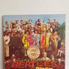 Discos de vinilo: BEATLES SGT PEPPERS LONELY HEARTS CLUB BAND LP. Lote 167001305
