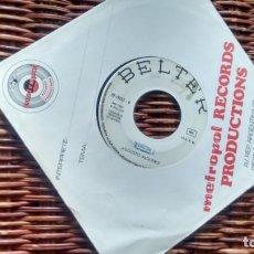 Discos de vinilo: SINGLE (VINILO)-PROMOCION- DE AUGUSTO ALGUERÓ/CARMEN SEVILLA AÑOS 70. Lote 167017488