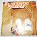 Discos de vinilo: SINGLE LOS PUNTOS LLORANDO POR GRANADA. TAN BONITA COMO UN ROCK. POLYDOR 1974 SPAIN (PROIBADO Y BIEN. Lote 167029048