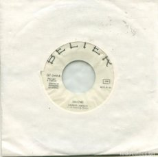 Discos de vinil: SALOME / AMIGOS, AMIGOS / PALABRAS (SINGLE PROMO 1969). Lote 167030536