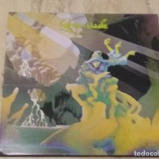 Discos de vinilo: GREENSLADE ?– GREENSLADE-ORIGINAL UK - WARNER BROS. RECORDS ?– K 46207-GATEFOLD COVER-. Lote 167044432