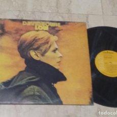Discos de vinilo: DAVID BOWIE LOW LP RCA-1977-ORIGINAL- ESPAÑA PL-12130 . Lote 167051788
