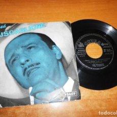 Discos de vinilo: FRED BUSCAGLIONE Y SUS ASTERNOVAS FANTASTICA EP VINILO DEL AÑO 1958 ESPAÑA 4 TEMAS. Lote 167053756