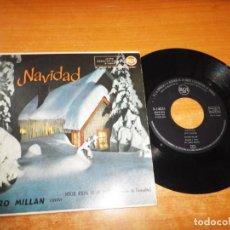 Discos de vinilo: ARTURO MILLAN NAVIDAD / NOCHEBUENA DE MI NIÑO SINGLE VINILO DEL AÑO 1969 ESPAÑA 2 TEMAS. Lote 167057536