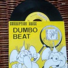 Discos de vinilo: SINGLE (VINILO) DE CORRUPTION HOUSE. Lote 167058712