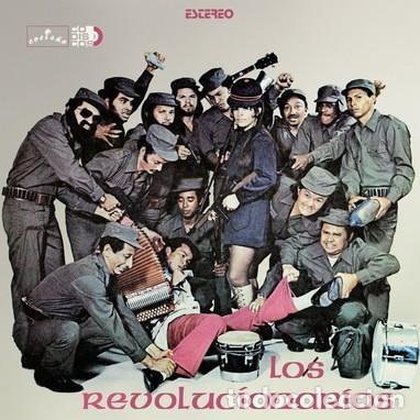 LOS REVOLUCIONARIOS - LOS REVOLUCIONARIOS - 2019 VAMPI SOUL RECORDS REISSUE (Música - Discos - LP Vinilo - Country y Folk)