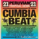 Discos de vinilo: VARIOUS - CUMBIA BEAT VOL. 3 - PERUVIAN TROPICAL GEMS. Lote 167095820
