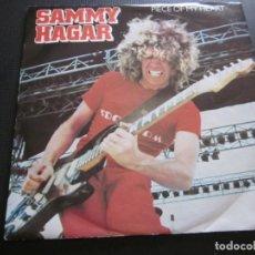 Discos de vinilo: SAMMY HAGAR - PIECE OF MY HEART - SN - EDICION INGLESA DEL AÑO 1981.. Lote 167110548