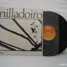 Discos de vinilo: VINILO LP MILLADOIRO SOLFAFRIA / CBS. Lote 167116224