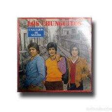 Discos de vinilo: LOS CHUNGUITOS - CALLEJON SIN SALIDA. Lote 167121700