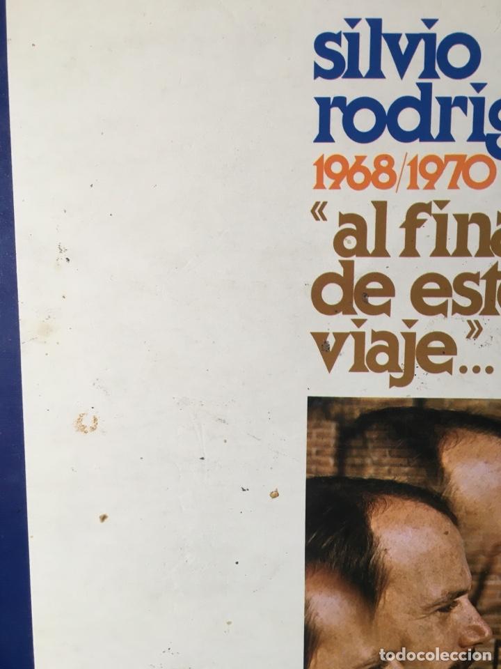 Discos de vinilo: SILVIO RODRIGUEZ-1968/1970-AL FINAL DE ESTE VIAJE-1978-PRIMERA EDICION 17.1288/7-RARO - Foto 7 - 167128826