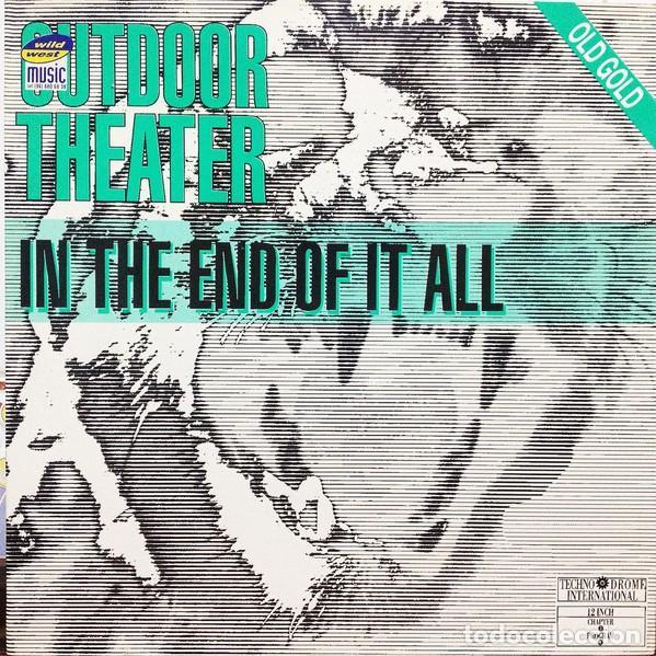 OUTDOOR THEATER MAXI 12 (Música - Discos de Vinilo - Maxi Singles - Techno, Trance y House)