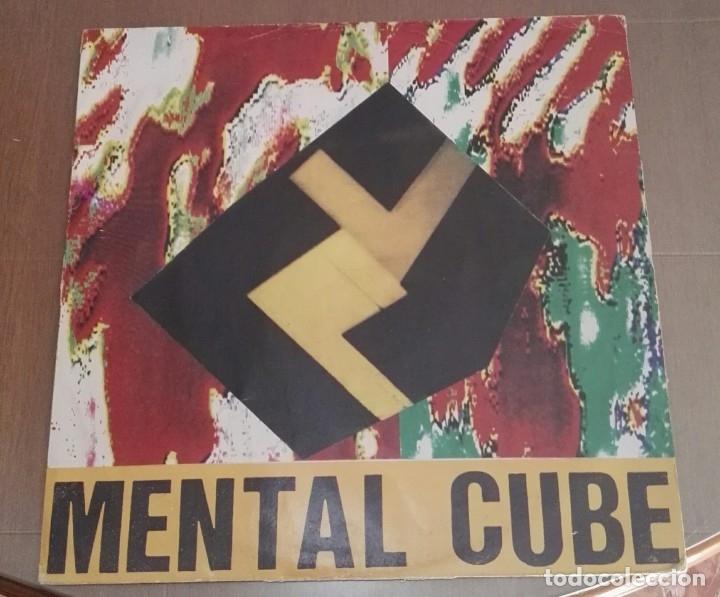 MENTAL CUBE CHILE OF THE BASS GENERATION (Música - Discos de Vinilo - Maxi Singles - Techno, Trance y House)
