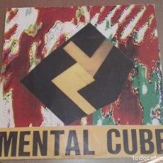 Discos de vinilo: MENTAL CUBE CHILE OF THE BASS GENERATION. Lote 167099748